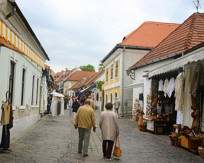 Szentendre Hungary Szentendre Tourism