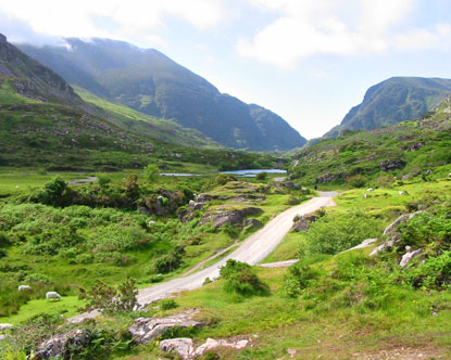The charming town of Killarney Ireland is situated in the southern region of
