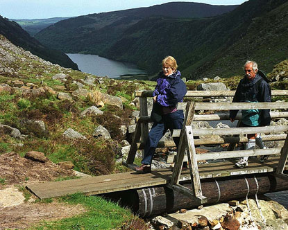 Ireland Walking Tours