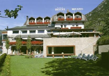 Hotel Milano Alpen Resort Meeting And Spa