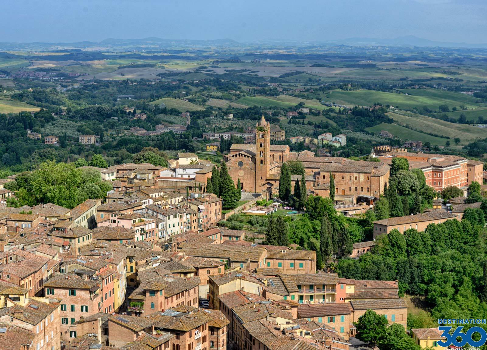 Day Trips from Florence to Siena