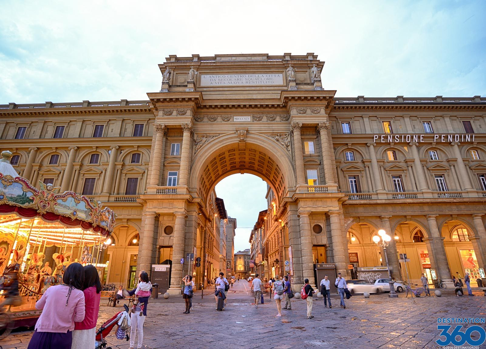 Florence Vacation Packages