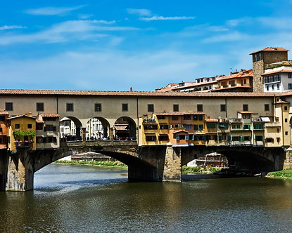 Facts about the Ponte Vecchio