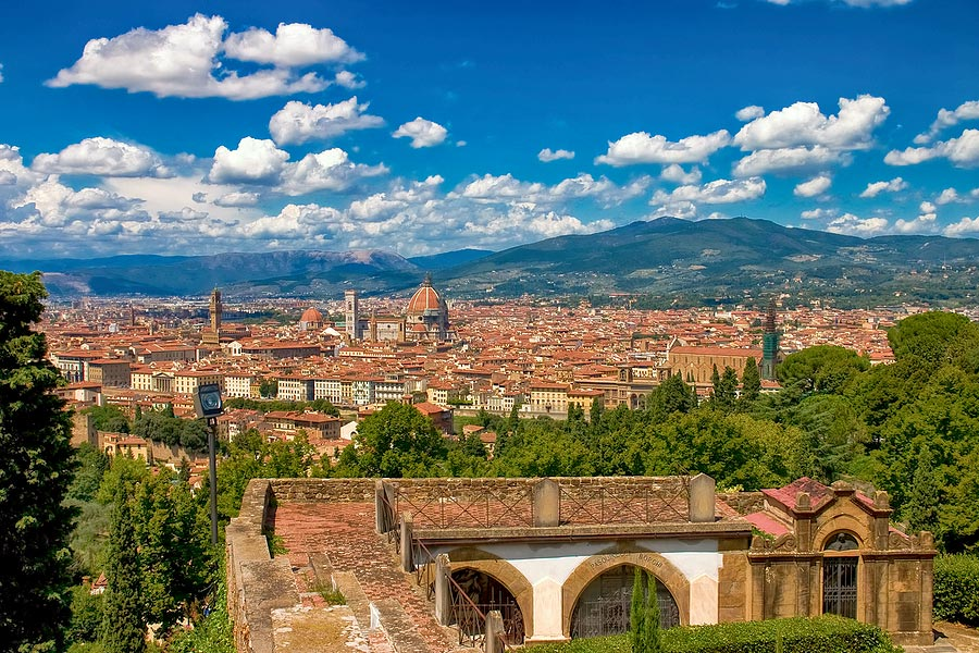 Piazzale Michelangelo Virtual Tour