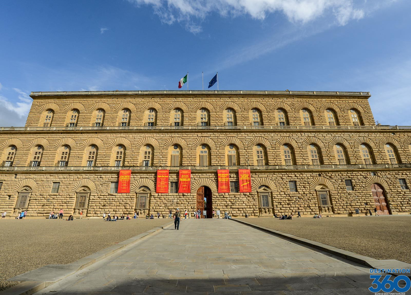 Pitti Palace Virtual Tour