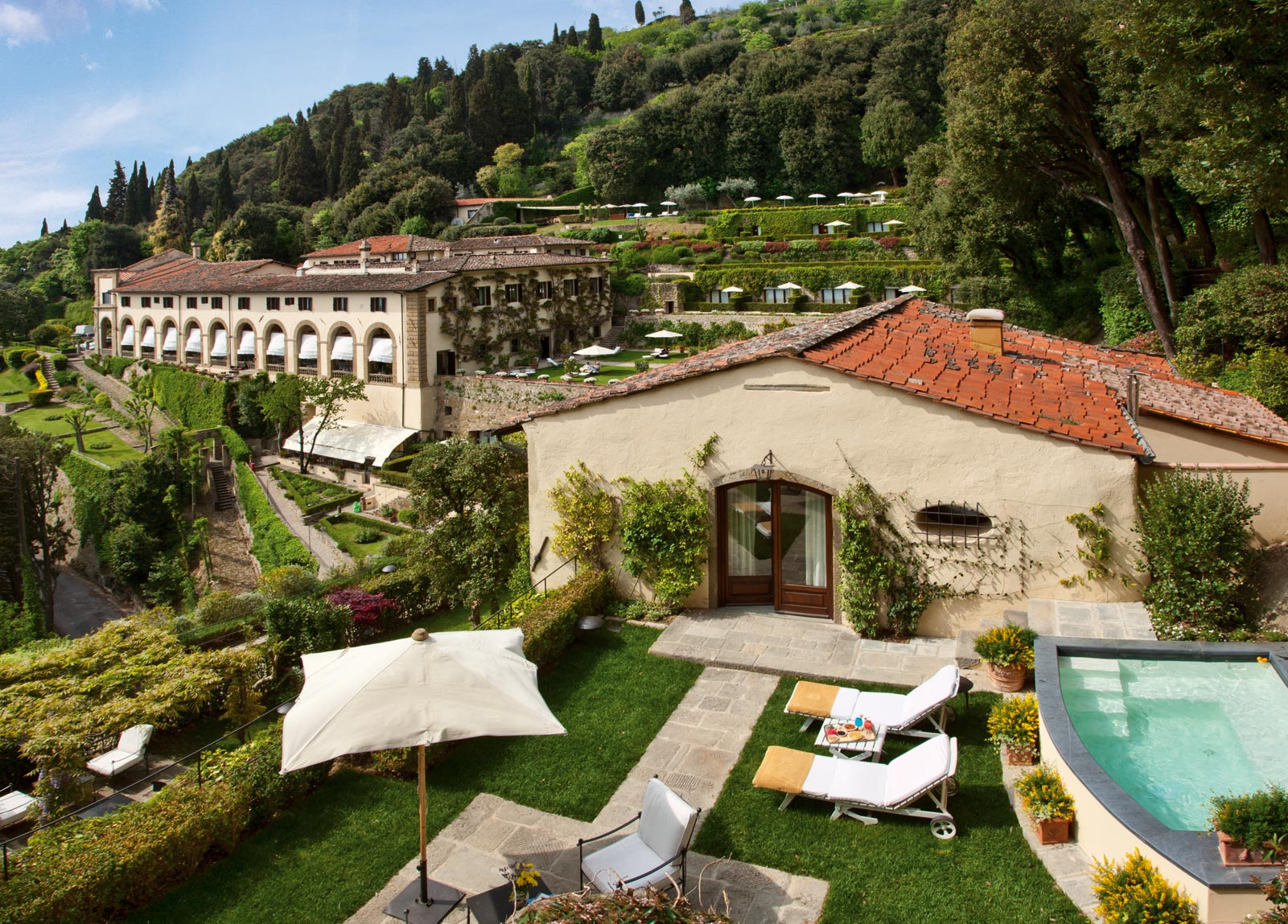 Romantic Hotels Florence