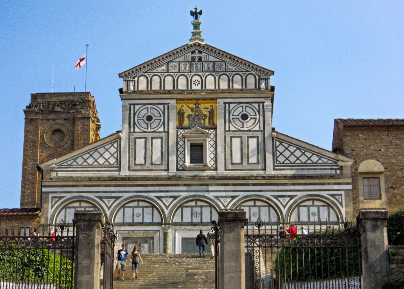 Florence Italy Churches Basilicas In Florence Orsanmichele