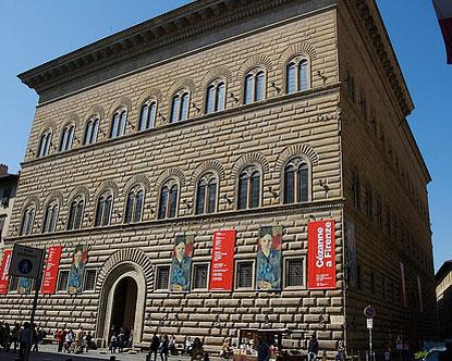 Strozzi Palace - Palazzo Strozzi