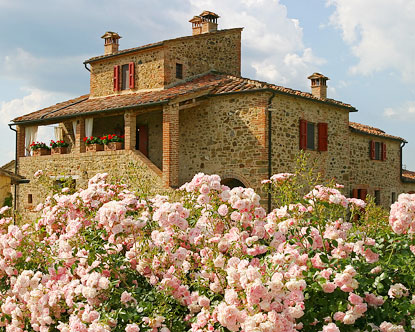 Villas for Rent in Florence Italy