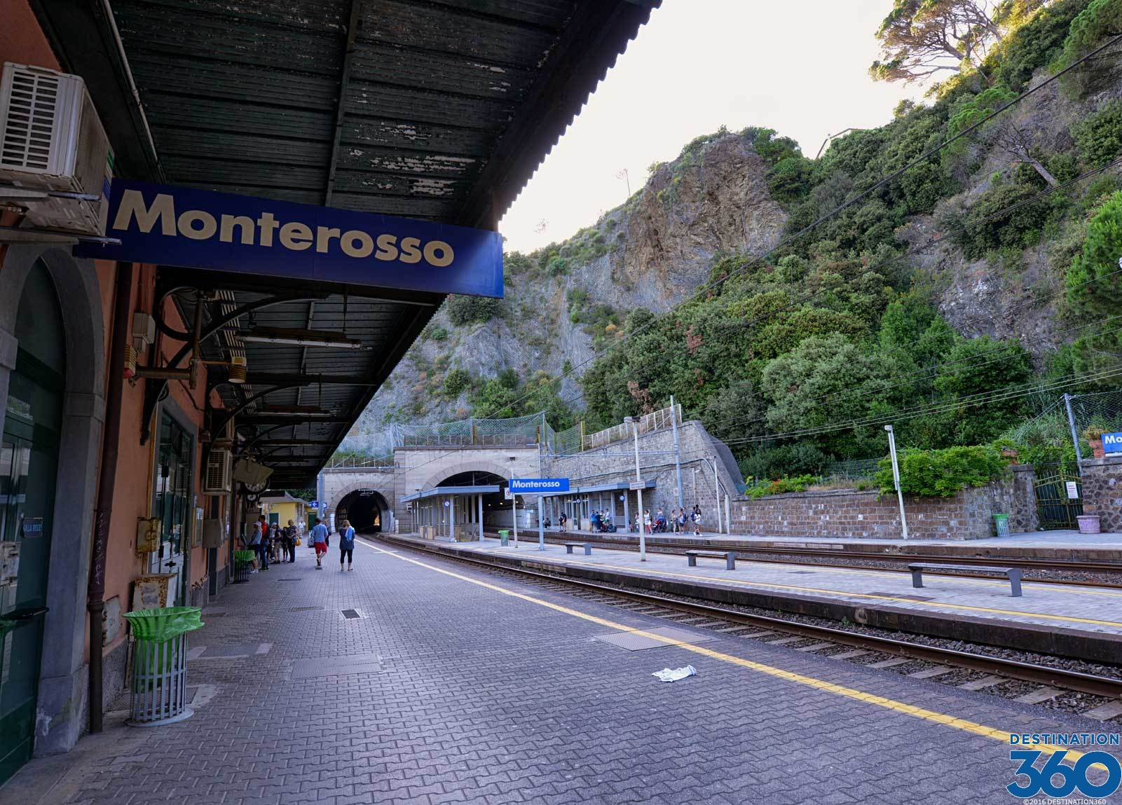 Cinque Terre Train Station