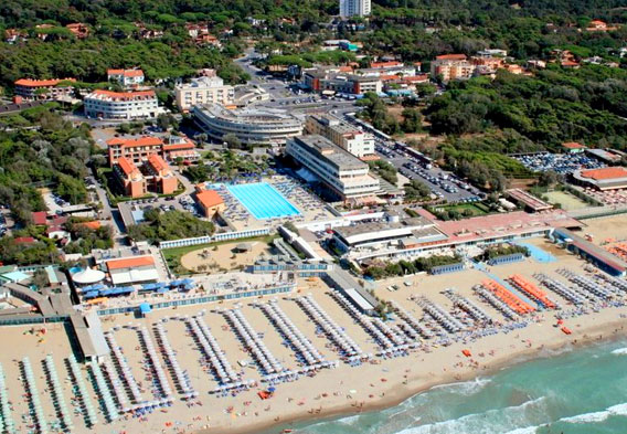 Pisa Beach Resorts