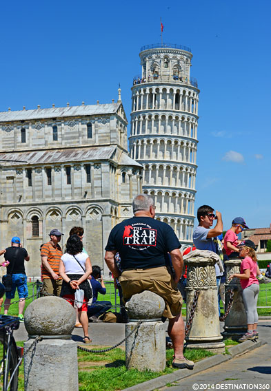Pisa Tower Tickets