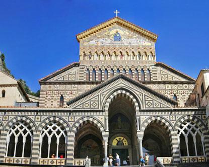 Amalfi Duomo Duomo Di Amalfi Amalfi Cathedral