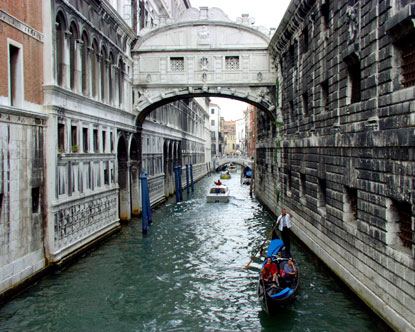 Bridge of Sighs Virtual Tour