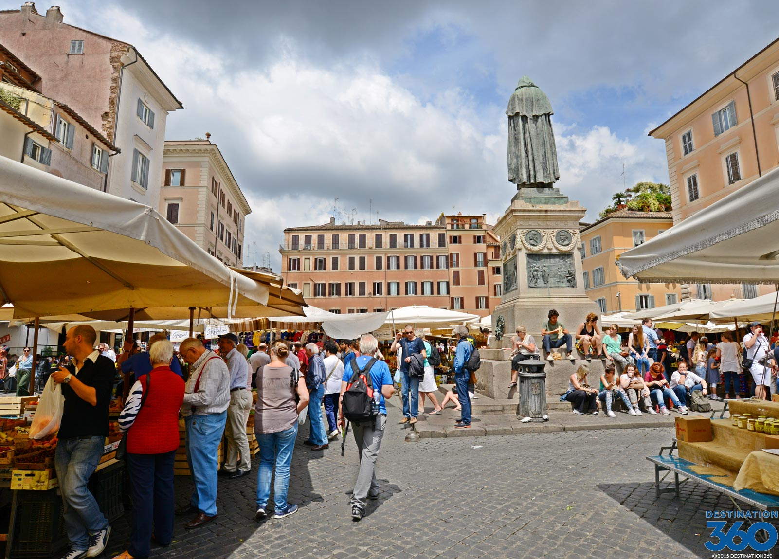 Campo De Fiori Virtual Tour