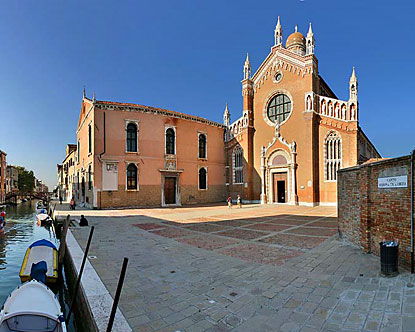 Church of the Madonna Virtual Tour