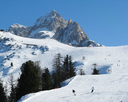 Cortina Italy Ski Vacation