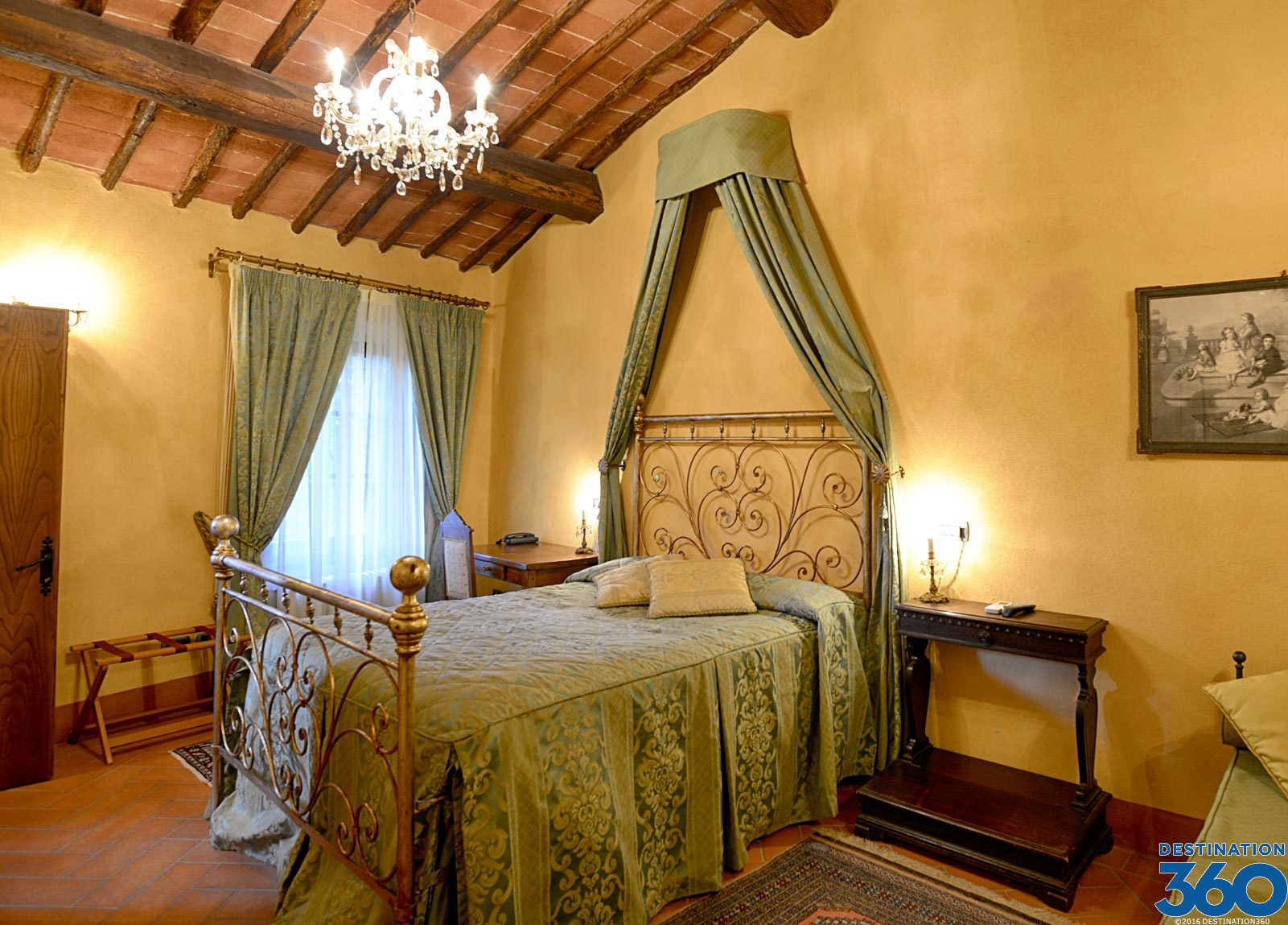 Tuscany Farmhouses Virtual Tour