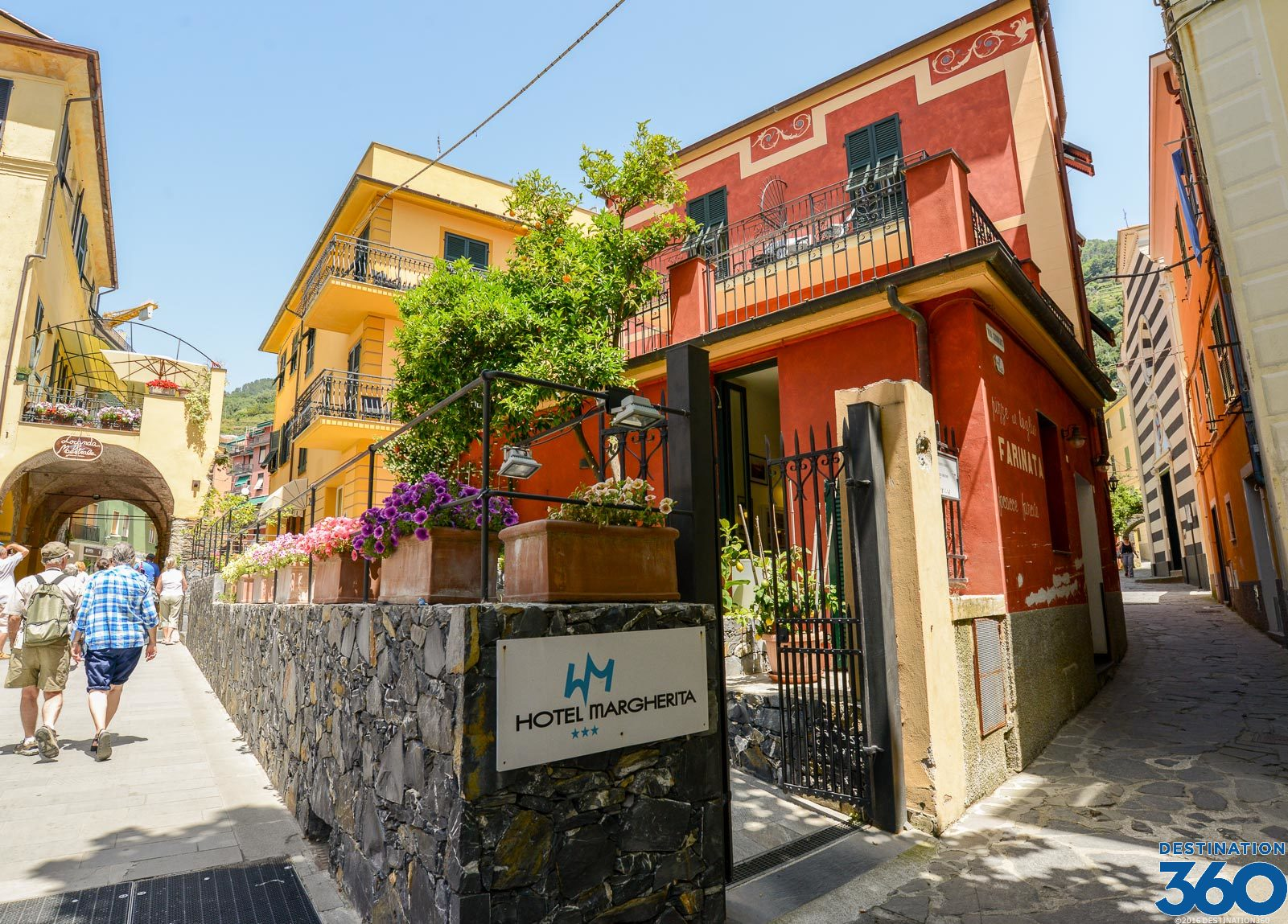 Hotels in Monterosso