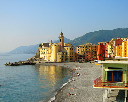 beaches in italy