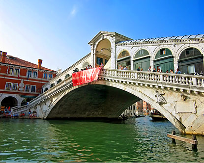 Ponte Di Rialto Virtual Tour
