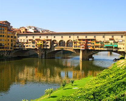 Arhitektura koja spaja ljude - Mostovi Italy-ponte-vecchio