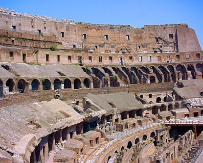 Roman Amphitheatre - Ancient Roman Amphitheatre