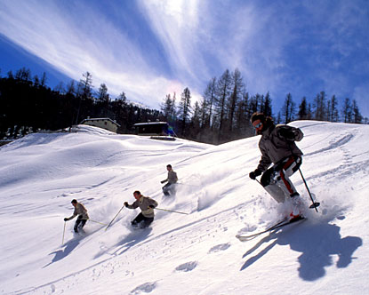 Top Ski Resorts in Italy