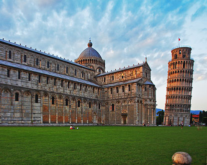 History of the Leaning Tower