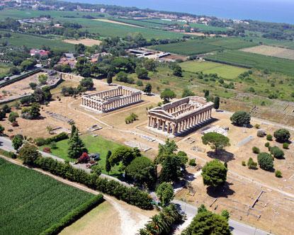 Paestum Italy Paestum Trips