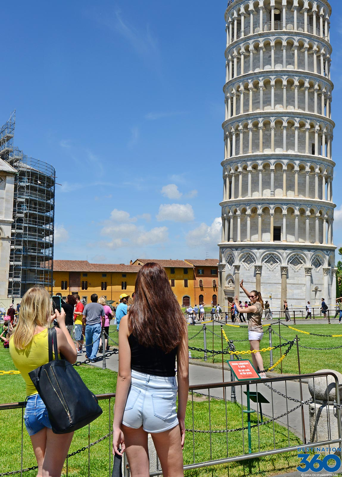 Leaning Tower Of Pisa Virtual Tour