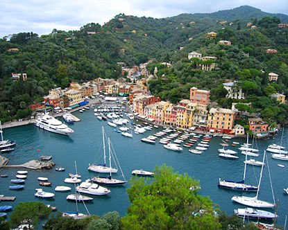 Images and Places, Pictures and Info: portofino map italy