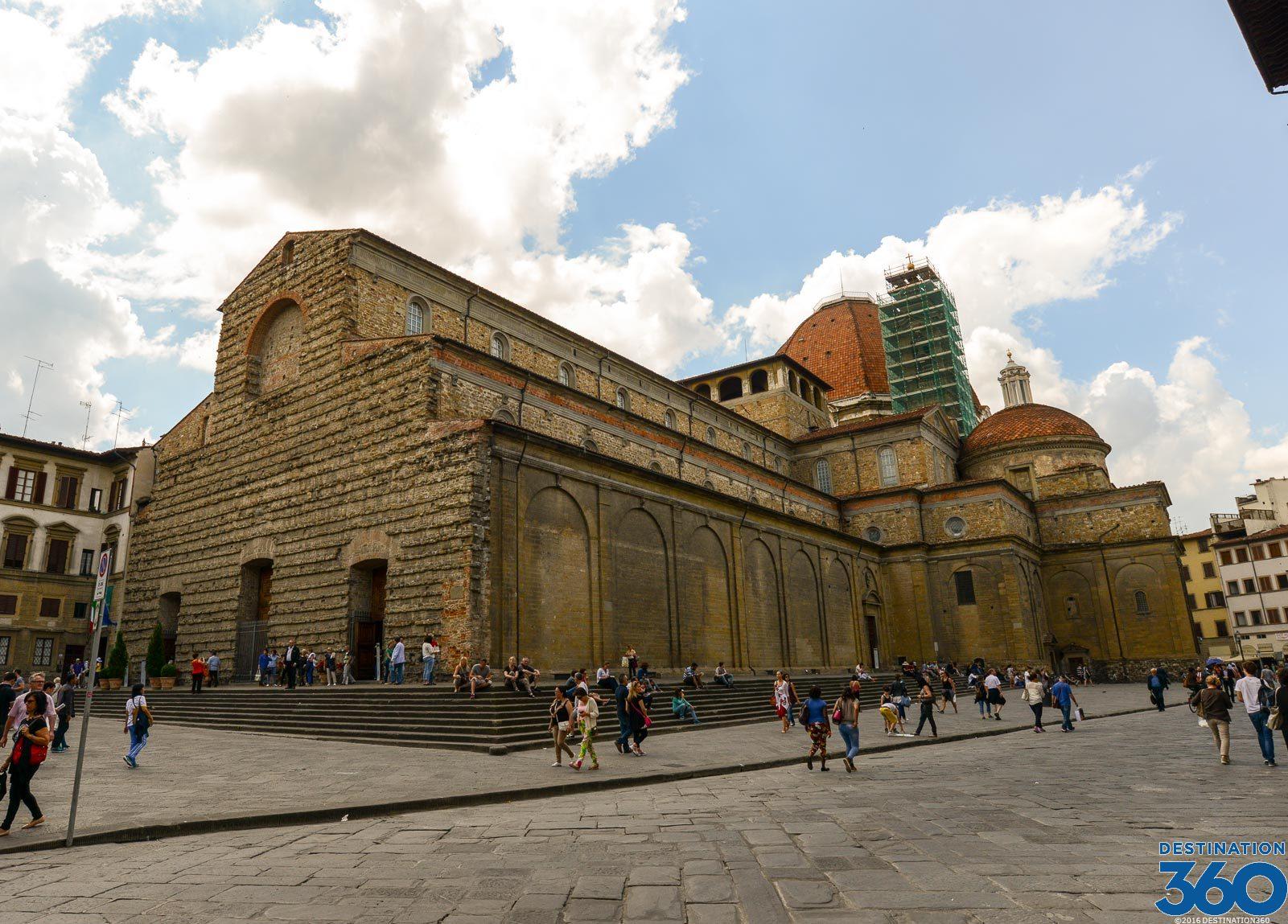 Basilica Di San Lorenzo Basilica In Florence