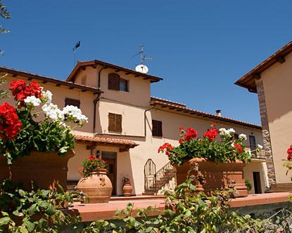 Tuscany Villa Wallpaper