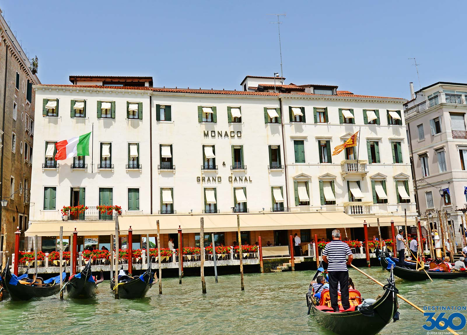 Venice italy hotels accommodation in venice for Hotels venise
