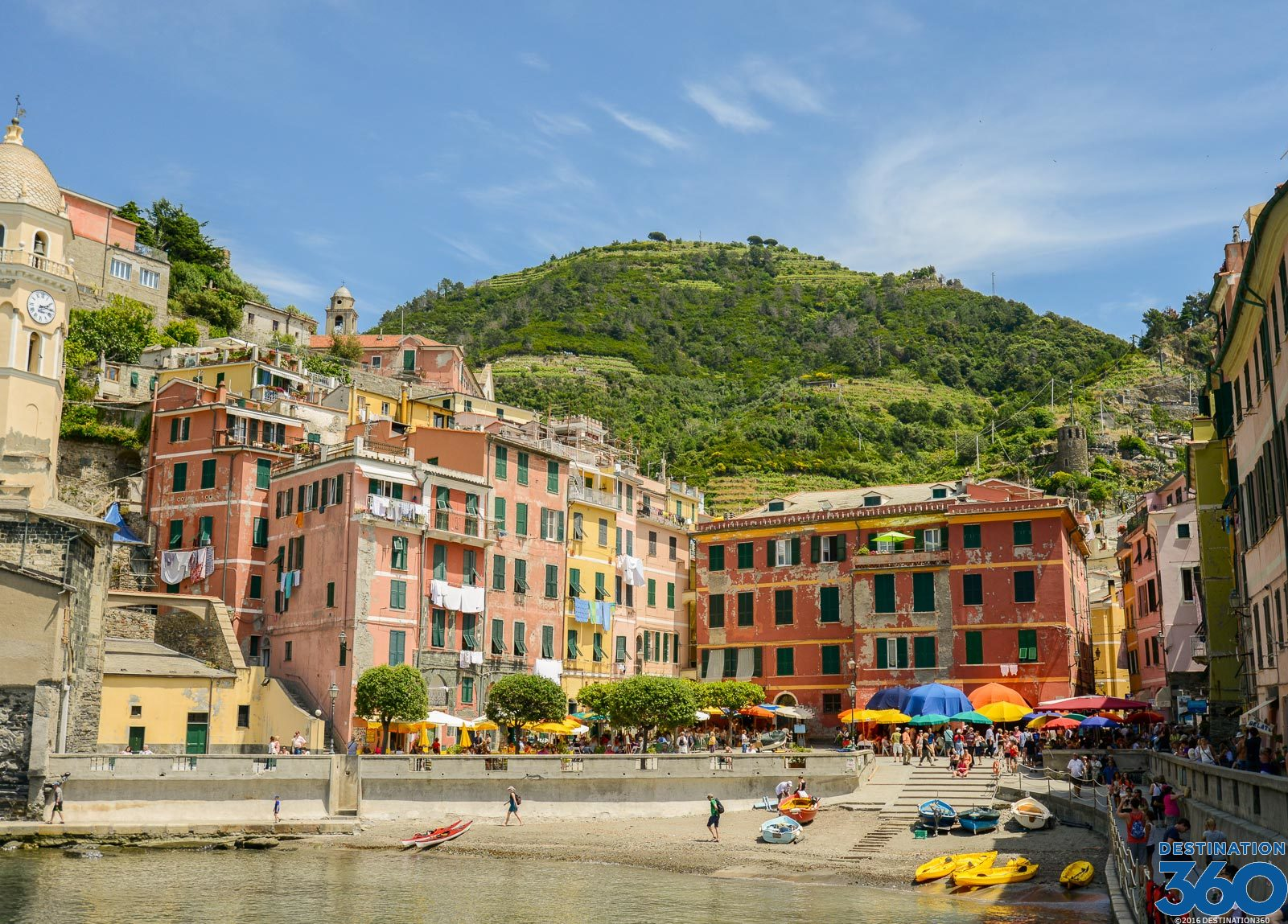 Vernazza Virtual Tour