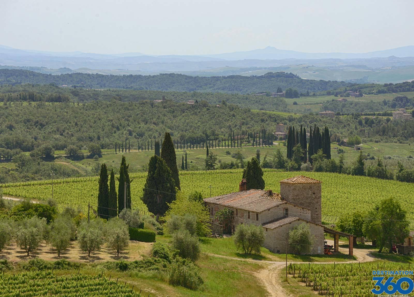 tuscany villas - tuscany villa rental