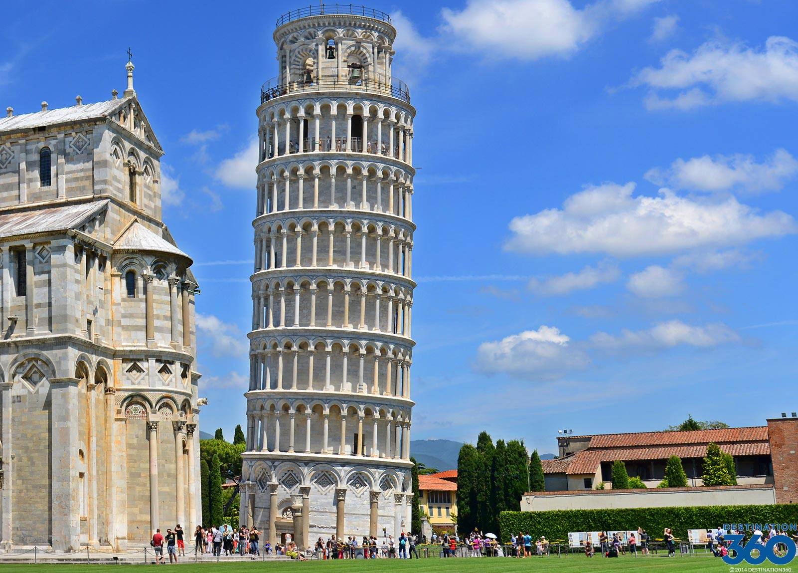 Tower of Pisa Tickets