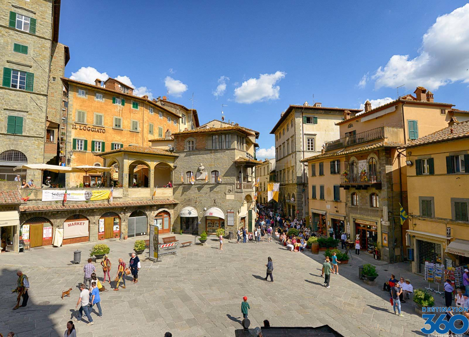 Tuscany City of Cortona