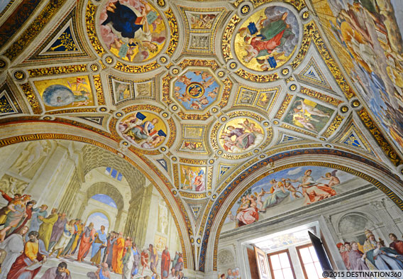 Original Masterpieces of the Vatican and St. Peter's, Rome