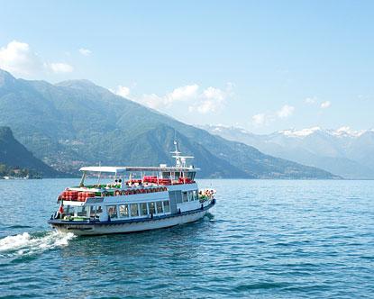 Como Italy Boat Rentals Boating On Lake Como Italy