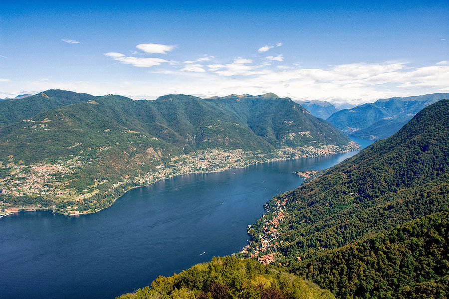 Lake Lugano Hotels Italy