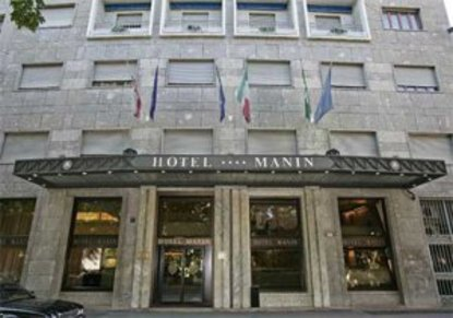 Golden tulip manin hotel milan deals see hotel photos for Hotel andreola milano