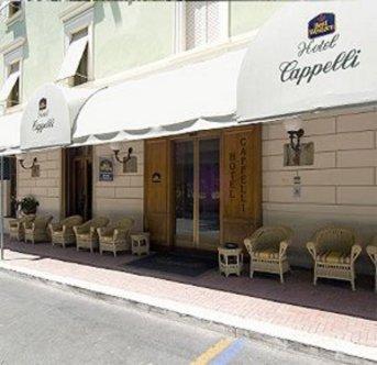Best Western Hotel Cappelli   Croce Di Savoia