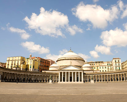 Naples Italy Attractions