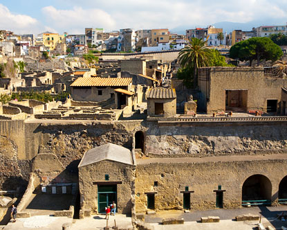 Herculaneum Tours From Naples
