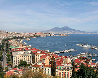 Naples Italy Travel