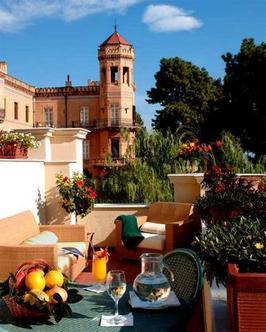 Hilton Villa Igiea Palermo
