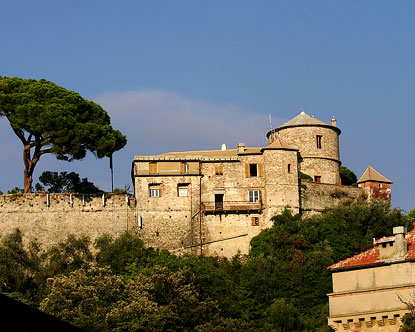 Castello Brown Brown Castle In Portofino Italy