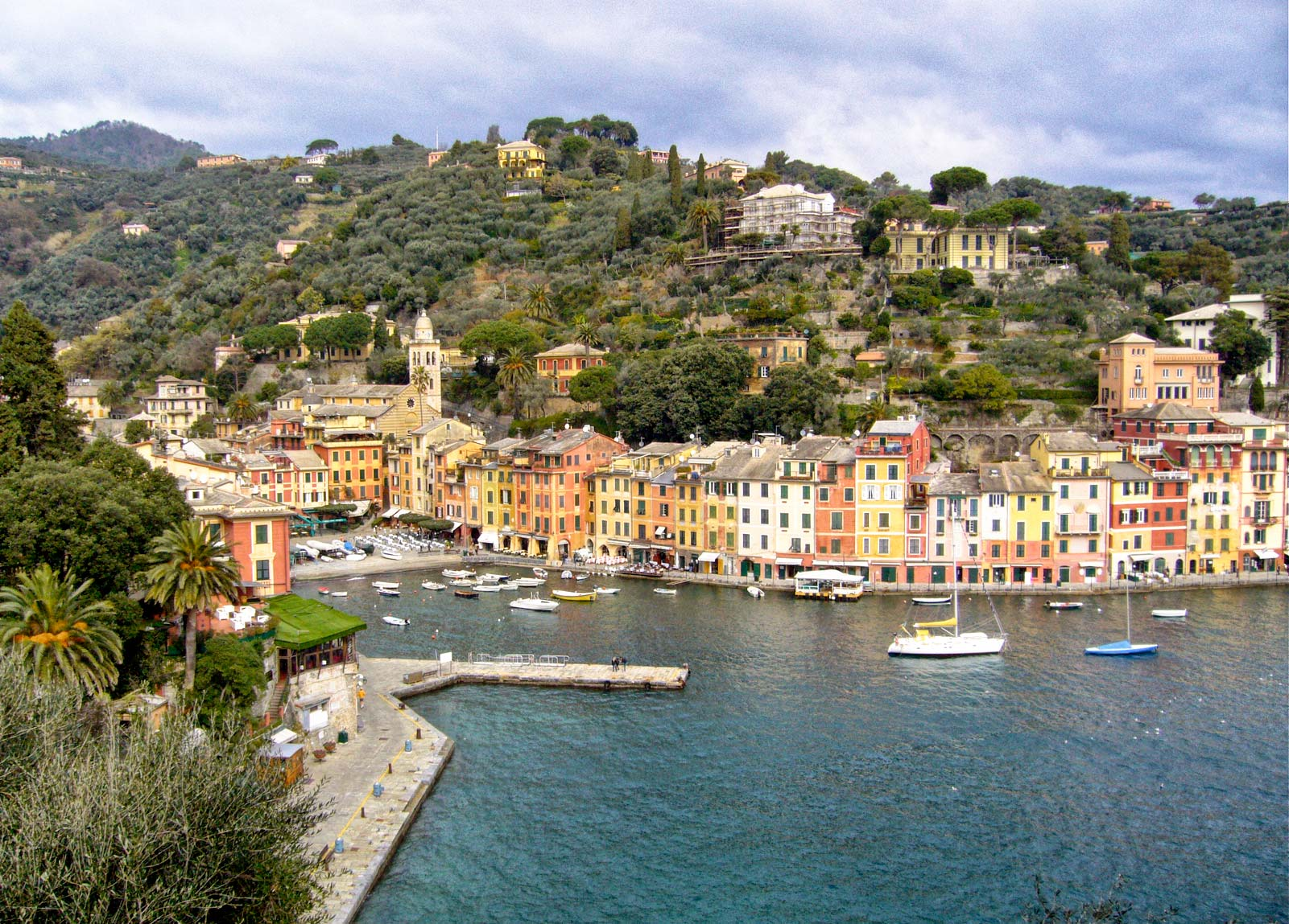 Portofino Weather